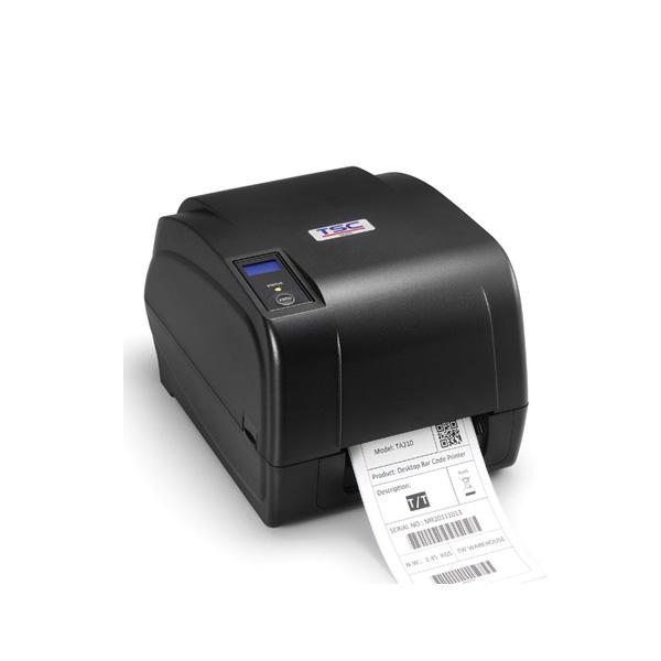 چاپگر لیبل و بارکد رومیزی تی اس سی TSC TA-210 (شبکه)  