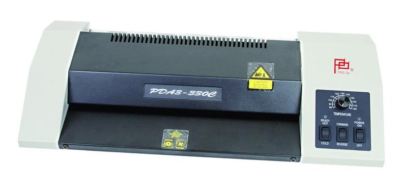 دستگاه پرس کارت AX PD-330C | AX PD-330C Laminetor Machine