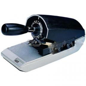 پرفراژ چک دستی مکس مدل RC-20S | Max RC-20S Rotary Checkwriter