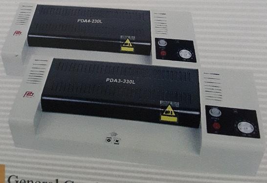 دستگاه لمینیت AX PDA3-330L | AX PDA3-330L Laminetor Machine