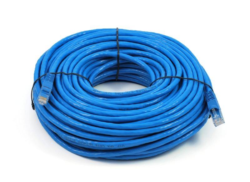 کابل شبکه 10 متری CAT5 | Network Cable Cat 5 10m