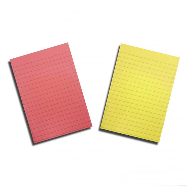 کاغذ یادداشت چسب دار پنج رنگ سایز 10x14.5 | Note paper Adhesive 5Color ,10x14.5 mm