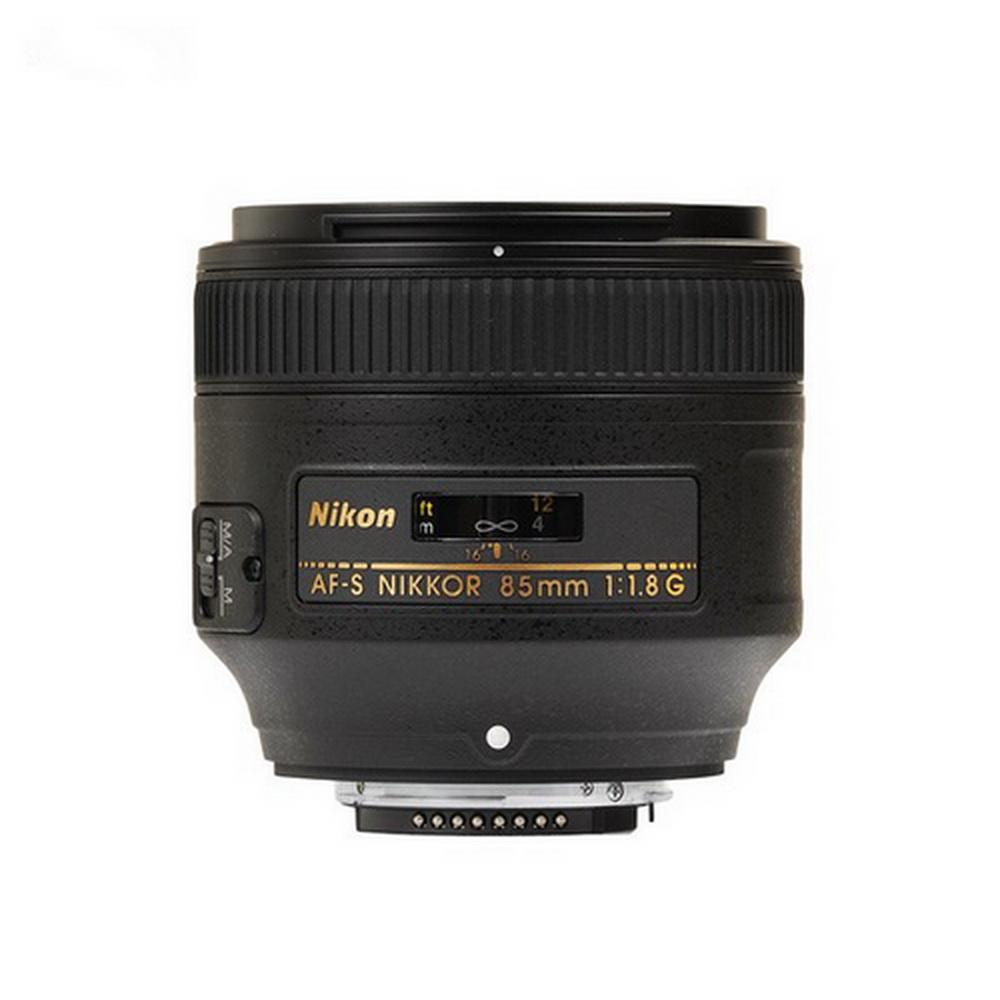 لنز AF-S Nikkor 85mm f/1.8G - گارانتی ایده آل |