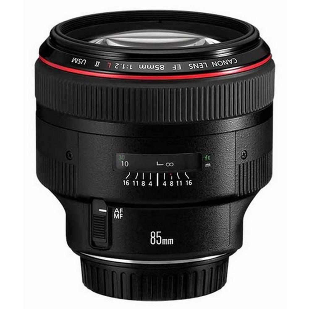 لنز پرایم کانن Canon EF 85mm F/1.8 USM | Canon EF 85mm F/1.8 USM Lens