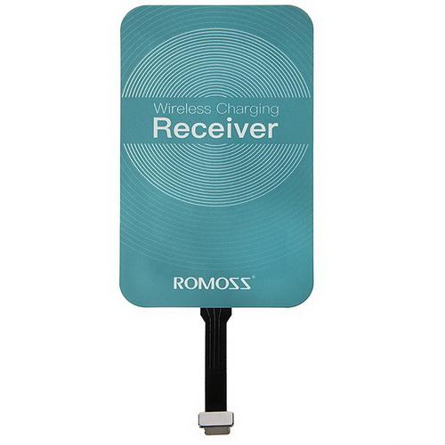 گیرنده شارژر بی سیم روموس RL02  مناسب برای گوشی موبایل آیفون 6 پلاس/6s پلاس | Romoss RL02 Wireless Reciver Charger