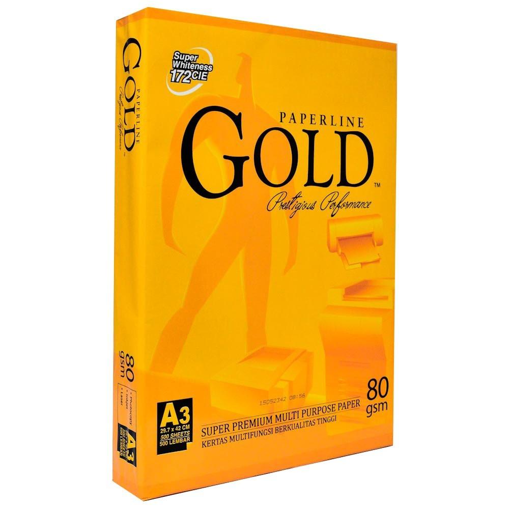 کاغذ A3 گلد | Gold A3 Paper